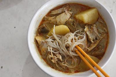 Kari Lam  Ayam Gang Gloria Glodok
