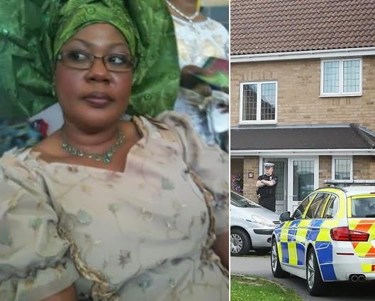 nigerian woman killed by son london