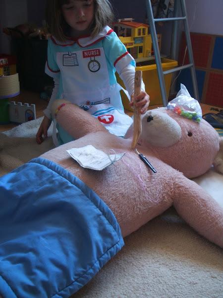 sunday photo of big ted's operation
