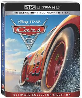 Digital HD Review - Cars 3