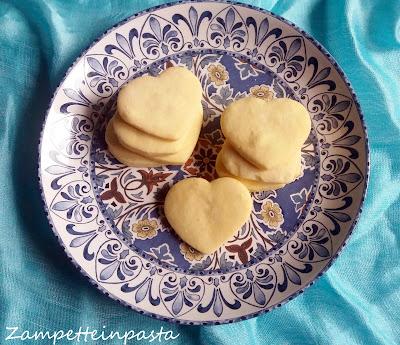 Pasta frolla senza glutine - Biscotti senza glutine