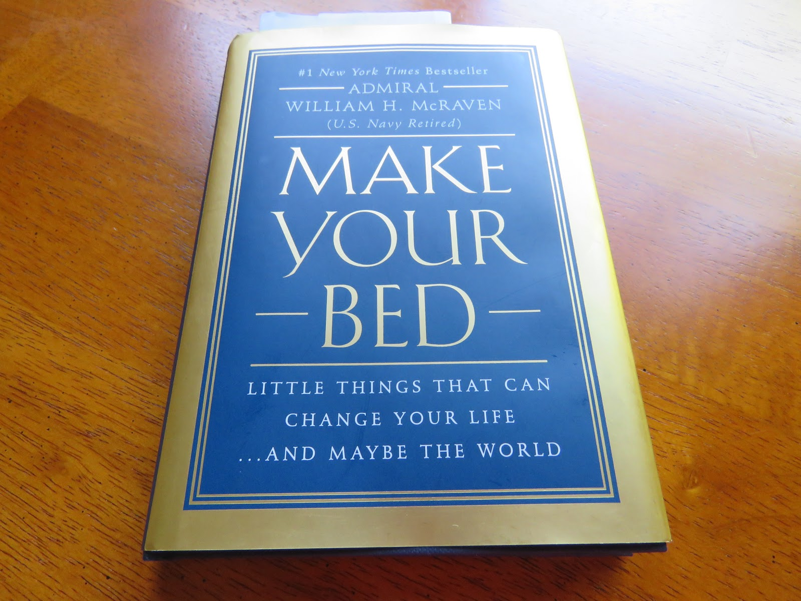 make your bed pdf book