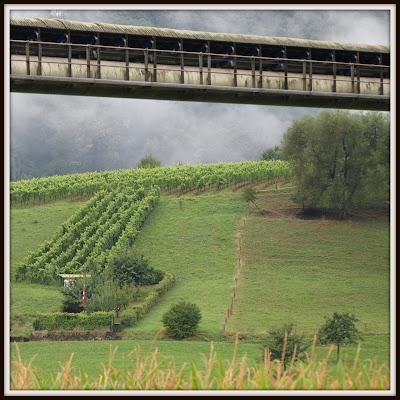 Based in Villigen: Rock conveyor from Gabenchopf to Holcim