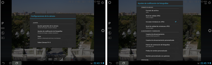 Camera FV-5 v2.42 APK
