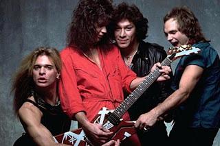 Banda de Rock Van Halen