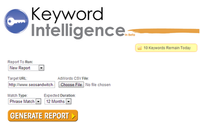 netmarks keyword intelligence tool