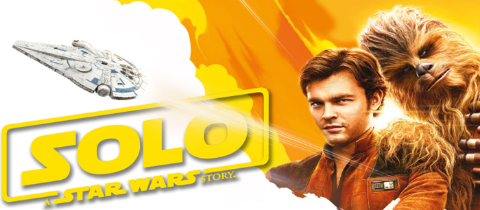 LATEST NEWS - Solo: A Star Wars Story Is Out For Streaming!