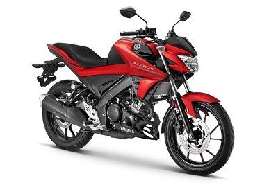 Review Yamaha Vixion R
