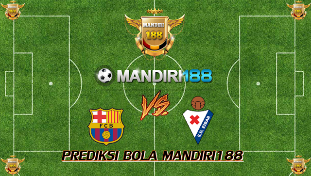 AGEN BOLA - Prediksi Barcelona vs Eibar 20 September 2017
