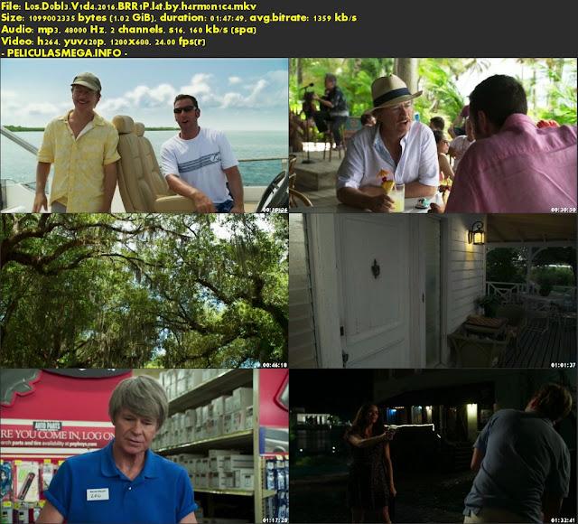Descargar La Doble Vida Latino por MEGA.