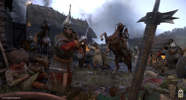 Kingdom Come Deliverance Free Download Screenshot 3