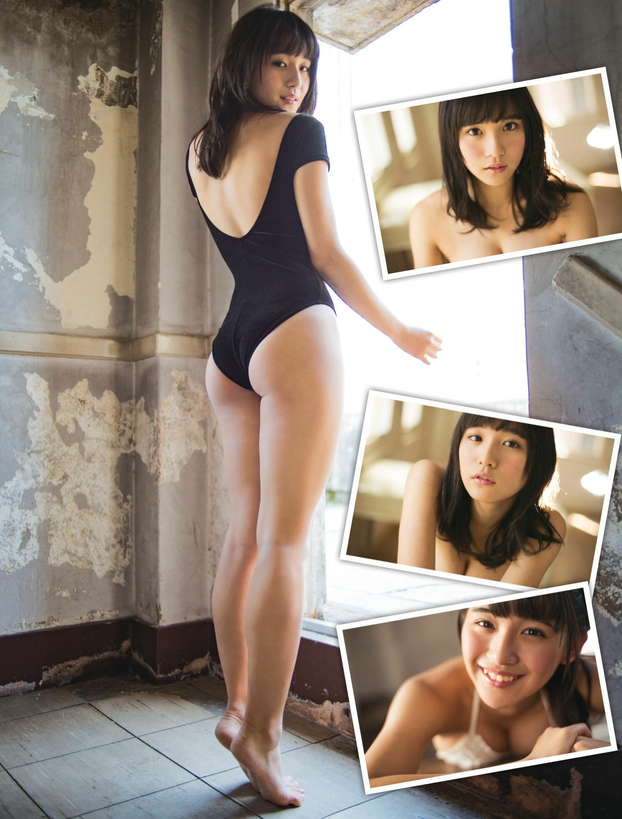 Asakawa Nana 浅川梨奈 SUPER☆GiRLS, Weekly SPA! Magazine 2016.05.17 Gravure