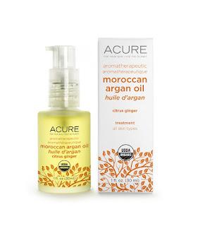 Acure Organics Aromatherapeutic Moroccan Argan Oil ( Citrus Ginger )