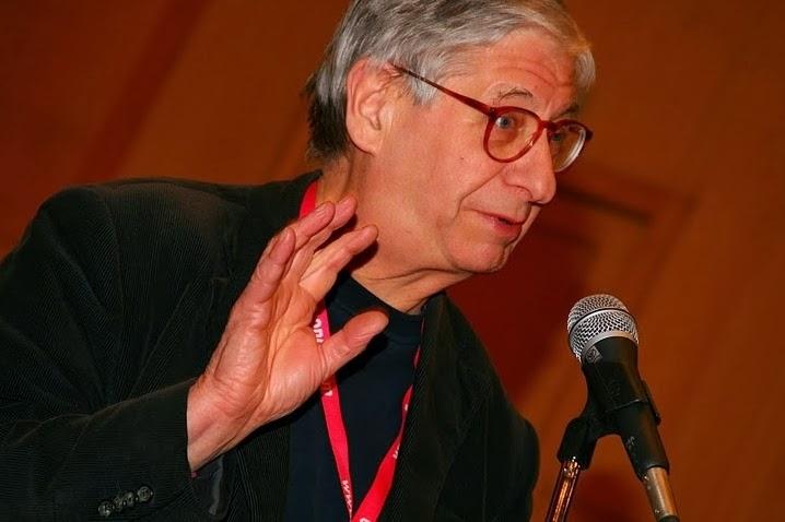 El prestigioso documentalista británico Tony Palmer durante su presentación en el Sofia International Film Festival 2010
