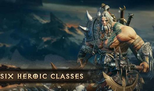 أعلنت شركة Blizzard عن جلب لعبة Diablo إلى نظام iOS واندرويد