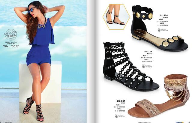 sandalias moda 2017
