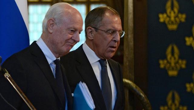 جنيف تناقش الوضع الحالى لسوريا