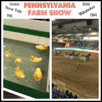 Pennsylvania Farm Show in Harrisburg
