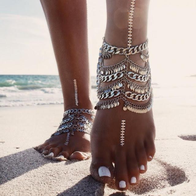 vücut zincirleri (body chain)