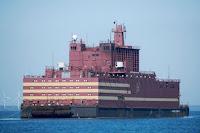 Ο πρώτος πλωτός πυρηνικός σταθμός! Το «Τσερνόμπιλ» της Αρκτικής ⏩⏩⏩ΒΙΝΤΕΟ
