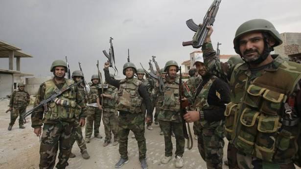 كامل الحدود السورية مع الأردن بقبضة الجيش السوري