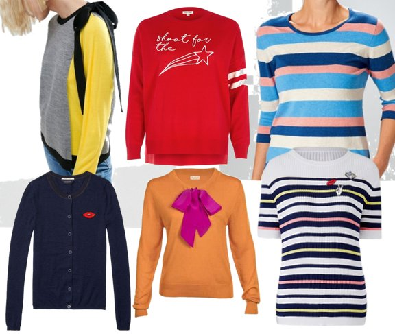Spring 2017 Knitwear