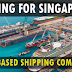 Shipping and Construction Company in Singapore - Urgent Vacancy