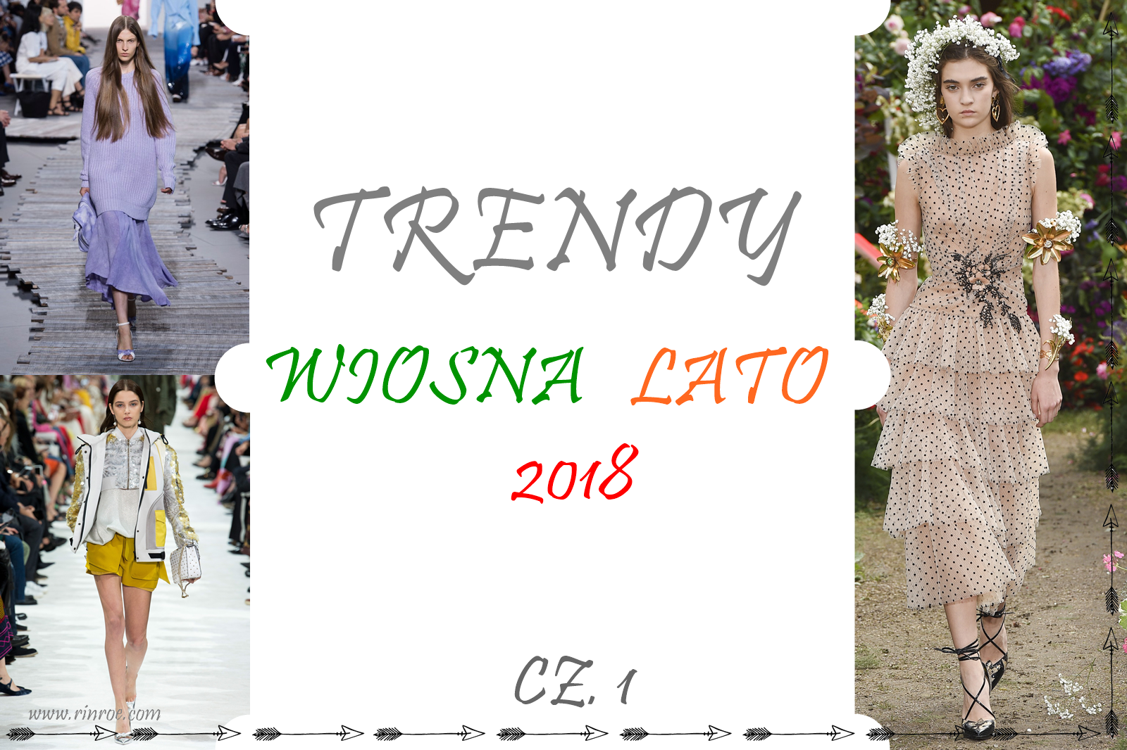 Trendy wiosna/lato 2018: pastele, róż, trencz, szorty, ołówkowa spódnica