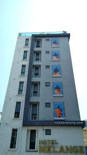 Berburu Street Art dan Kuliner Halal di Jalan Alor, makanan halal di Jalan Alor, Street Art Jalan Alor, kuliner halal jalan alor