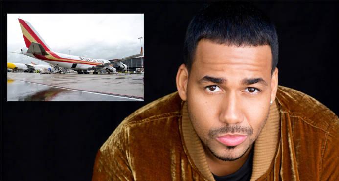 Romeo llena seis aviones para ayudar a damnificados de huracanes y terremoto