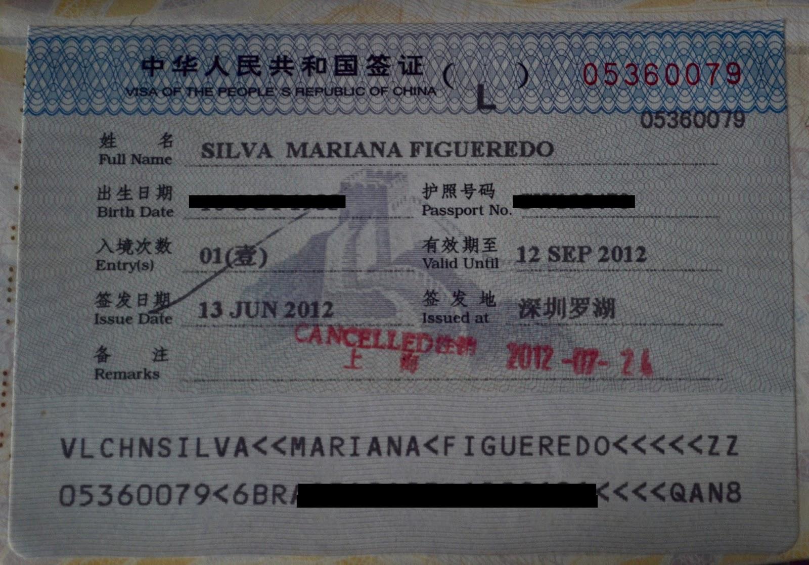 14937bfa3 Gaivota NO AR: Trabalhar na China | Visto de Trabalho