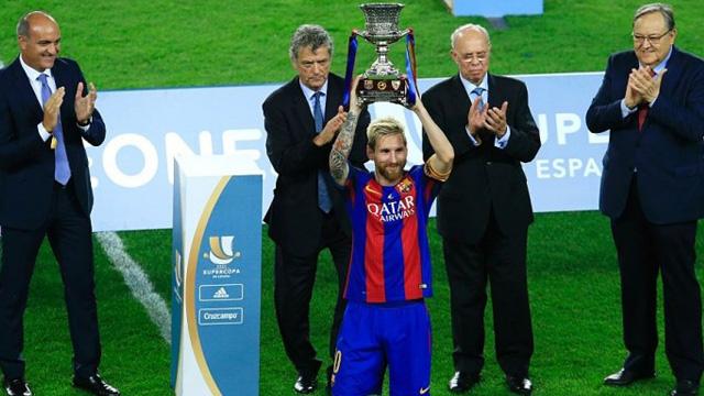 Ini Ungkapan Mascherano Tentang Messi di Setiap Tahunnya