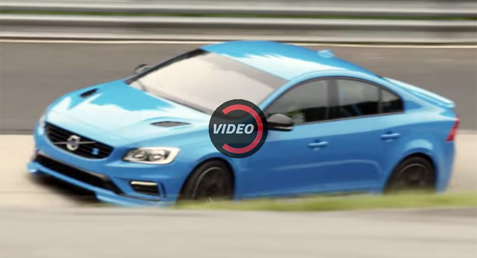 Volvo Set A Nürburgring Record Lap Last Year And Didn't Tell Anyone