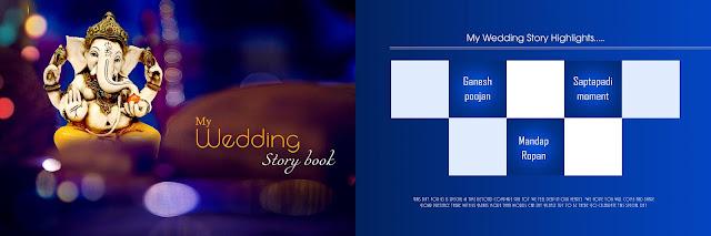 Indian Wedding Photo Book
