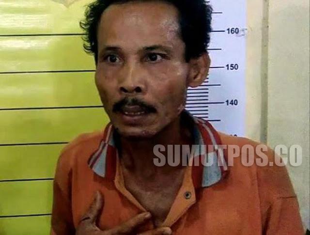Abang Bunuh Adik Kandung, Sagala: Aku Selalu Diusir Dia dan Anaknya dari Rumah