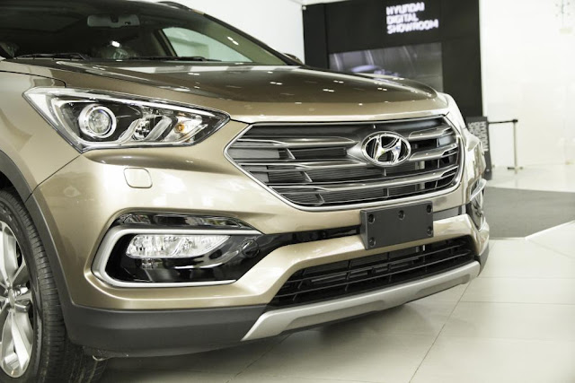 Đánh giá Hyundai SantaFe 2018 ảnh 4