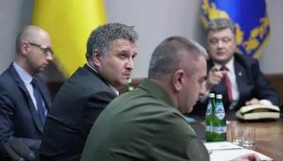 Дерзкая выходка Авакова взбесила Порошенко