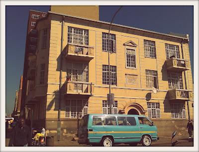 Baron Court, 17 Banket Street, Hillbrow, Johannesburg