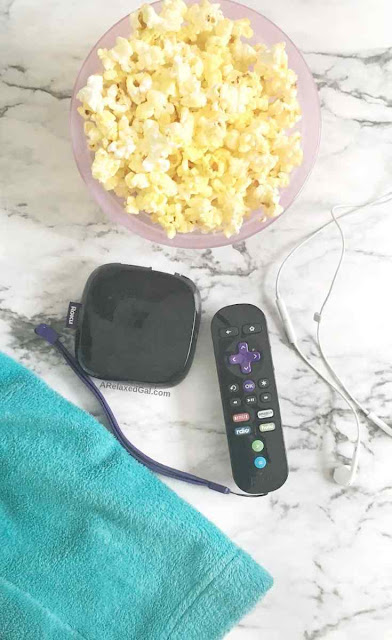 A review of the Roku 3 Streaming Media Player | A Relaxed Gal