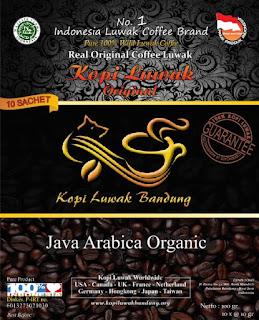 harga original kopi luwak bandung