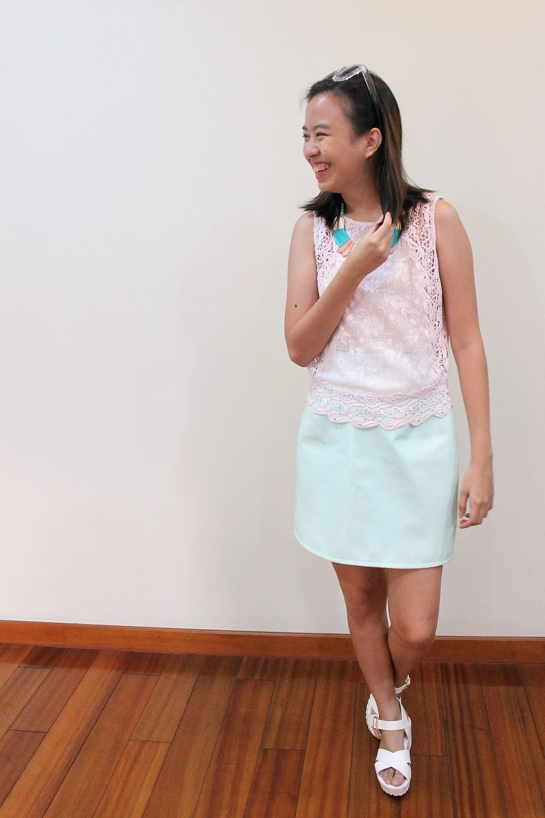 Fashion: Sweet Tooth (pastels)