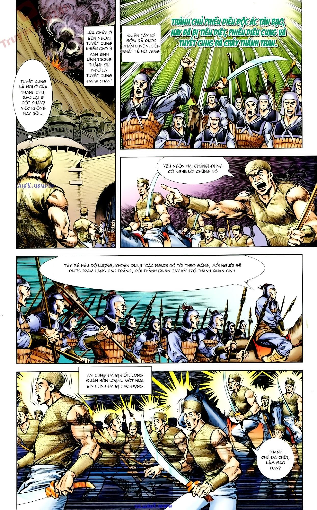 Cơ Phát Khai Chu Bản chapter 66 trang 3