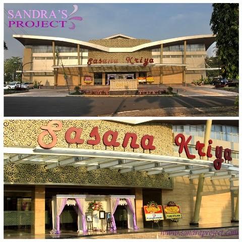 Sandra S Project Perancang Paket Pernikahan Gedung Resepsi