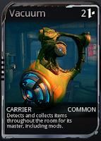 Carrier用Vacuum(Old)