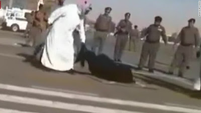 Public beheading by the sword in Saudi Arabia