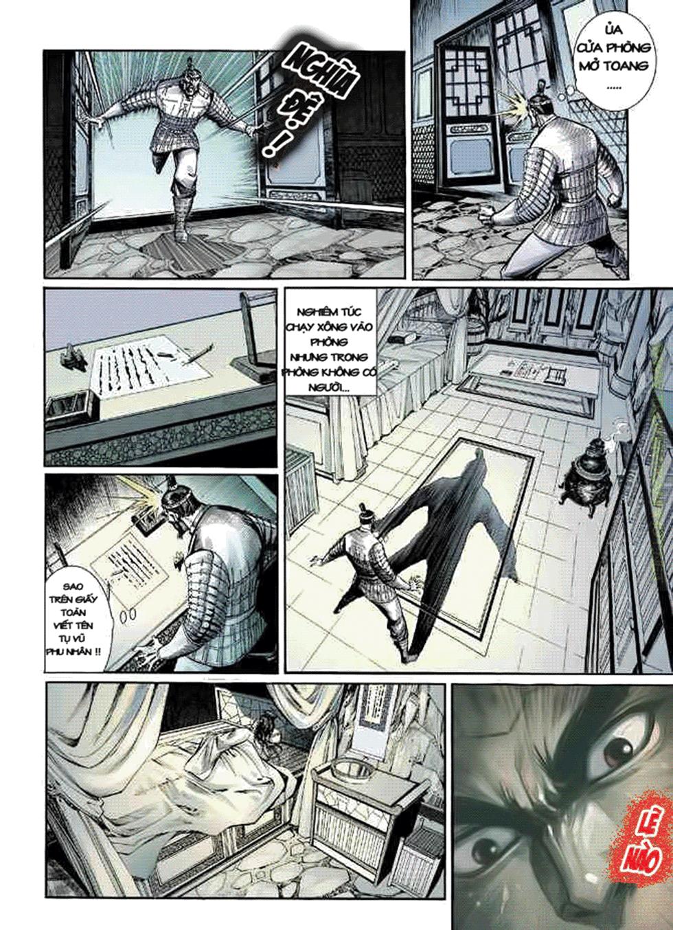 Tần Vương Doanh Chính chapter 7 trang 31