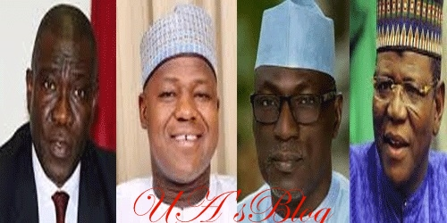 2019 PDP warriors: PDP Appoints Lamido, Makarfi, Dogara, Ekweremadu technical advisers to Atiku