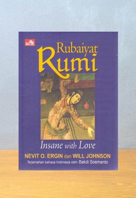 RUBAIYAT RUMI, Nevit O. Ergin dan Will Johnson