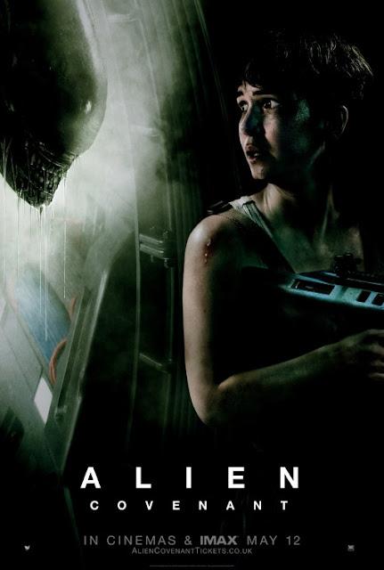 Bosbioskop Alien Covenant (2017)