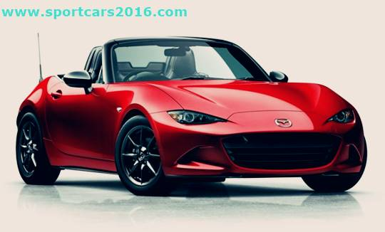 2017 Mazda Miata Speed